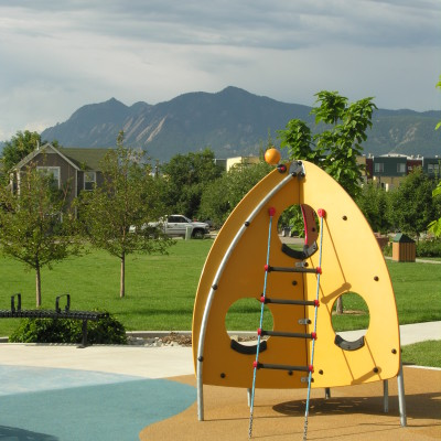 Holiday Neighborhood Park Boulder Colorado