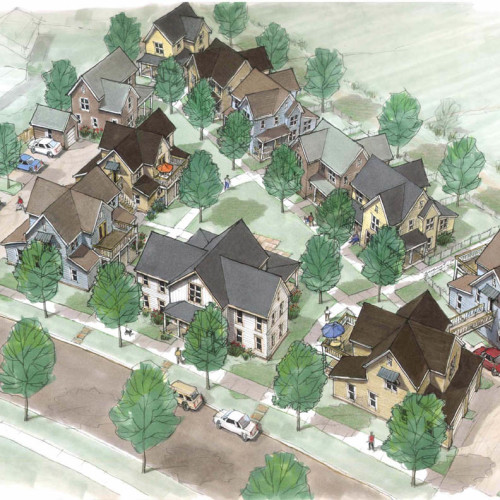 Lyons Valley Village Cohousing Community