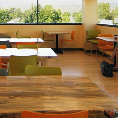 Cafe, Naropa University