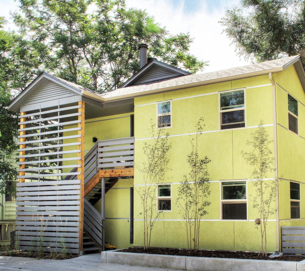 Rocky Glen Park Home: Boulder Housing Partners Whittier Affordable Housing