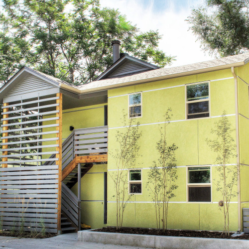 Boulder Housing Partners Whittier Affordable Housing