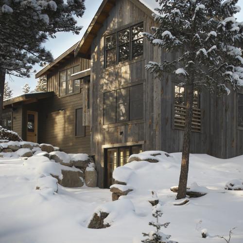 Fraser Cabin