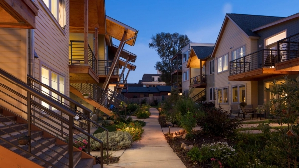 Cohousing Projects