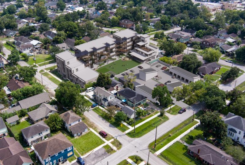 Cohousing Houston Thumbnail